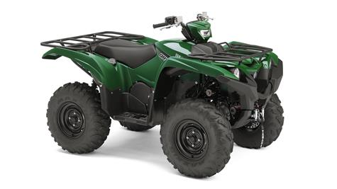 2018 yamaha grizzly 700 eps wthc se eu solid green studio for 2018 yamaha grizzly 700 specs